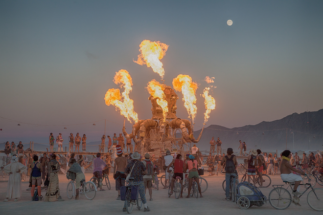 Burning Man goes virtual through its Kindling platform for the first time in history