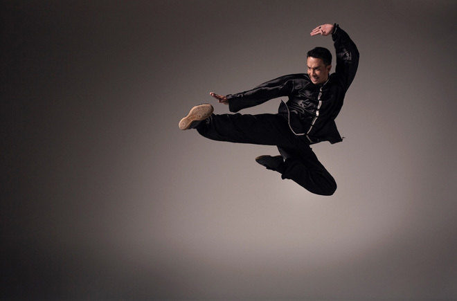 ​Laidback Luke wins big at the Kung-Fu World Championships in Hong Kong