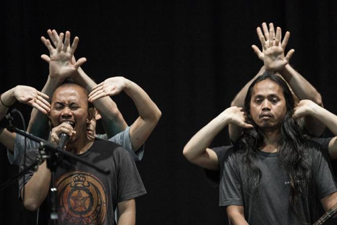 Senyawa's 'Alkisah' gets the Bali remix treatment on three inspired EP editions