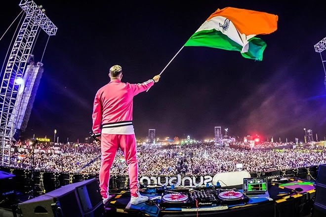 Sunburn is throwing a series of small events across India