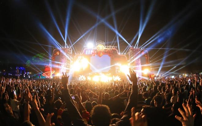 India's VH1 Supersonic Festival drops a behemoth multi-genre line-up for 2018