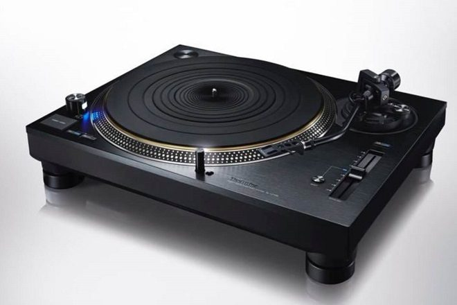 Technics announce the launch of their all-new SL-1210G turntable
