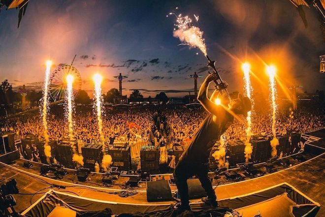 Timmy Trumpet returns to China for EDC Guangdong