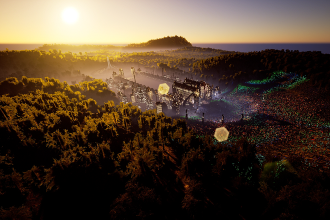 Tomorrowland shares behind-the-scenes footage from their digital festival in a new documentary