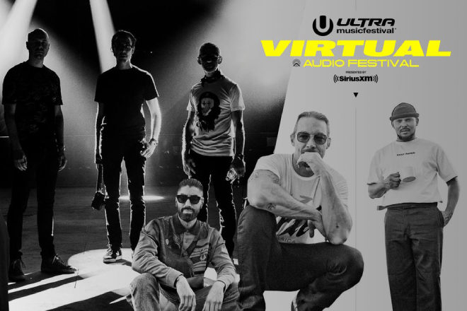 Ultra is turning its festival into a virtual audio experience on SiriusXM's radio channel