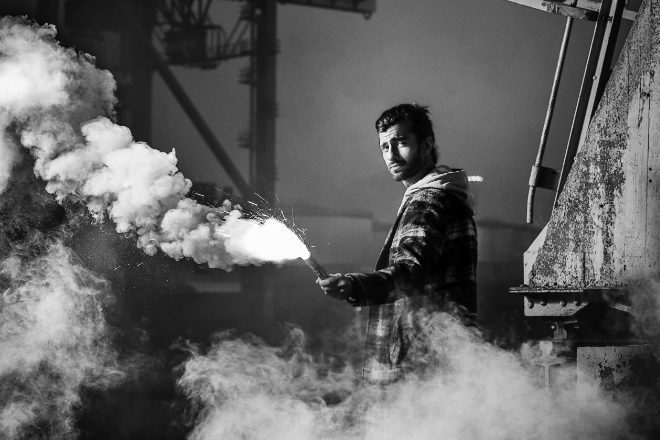 On Tour: Jeremy Olander