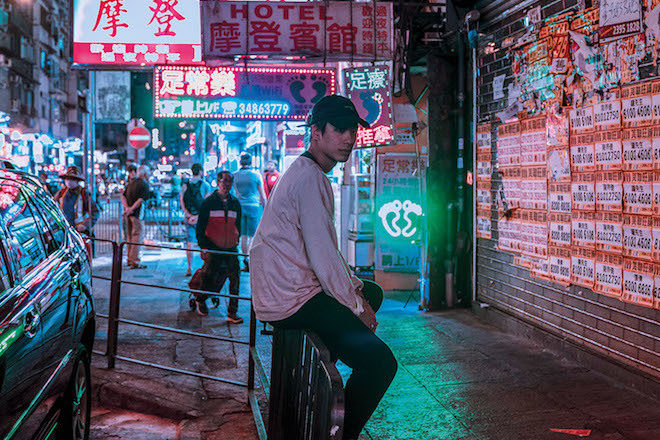Hong Kong's YÅKO teams up with DJ and producer Nitti Gritti to release 'Shenzhen'