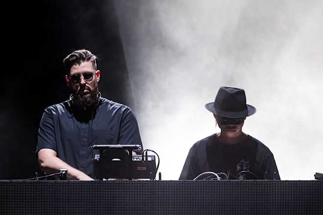 CONFESSION releases a blistering Zhu and Tchami b2b set from Hard Summer 2019