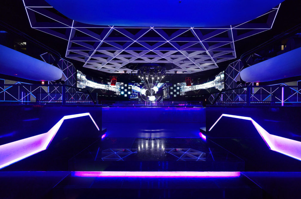 Omni Nightclub In Taipei Wins Prestigious German Design