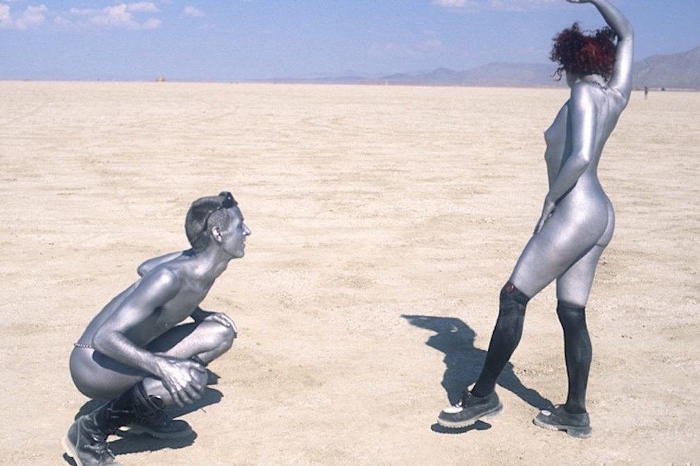 Take A Look At These Incredible Photos From 30 Years Of Burning Man Galleries Mixmag Asia