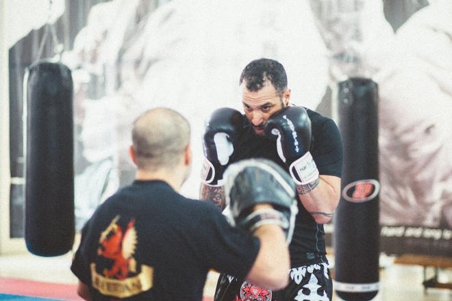 Loco Dice: Master of Muay Thai