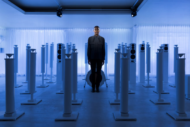 Explore 'Planets The Celestial Body Installation' in Tokyo with Jeff Mills himself