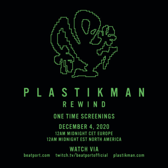 Run away from 2020 by rewinding with Plastikman - Global - Mixmag Asia