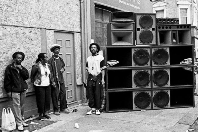 26 photos of sound systems through the ages