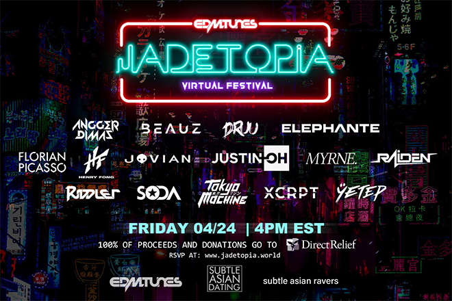Welcome to JadeTopia, the first all Asian virtual music festival ...