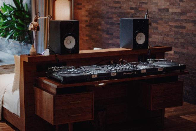 Check out Peggy Gou's pop-up recording studio in Bali